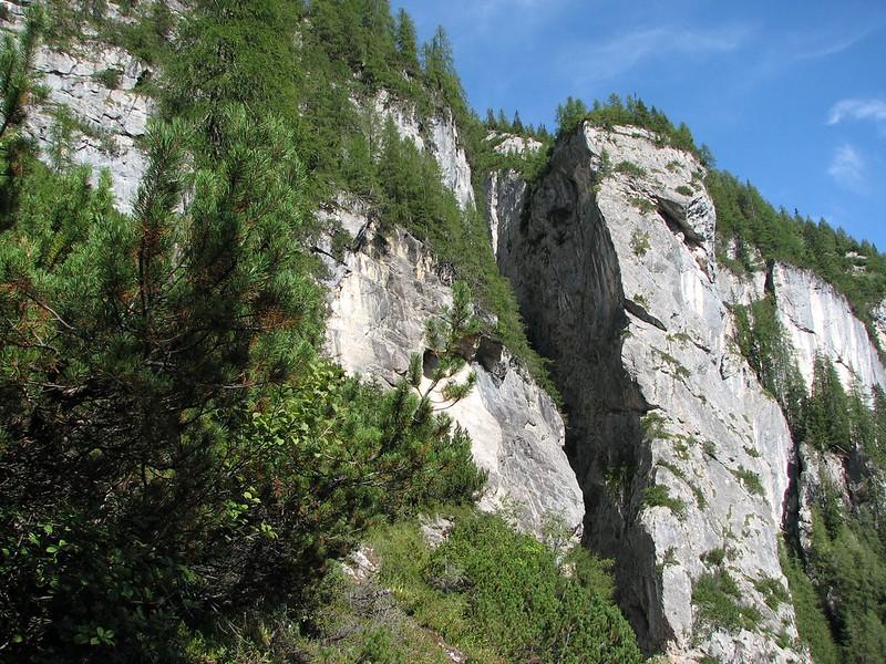 Orrido delle Comelle Val Gares