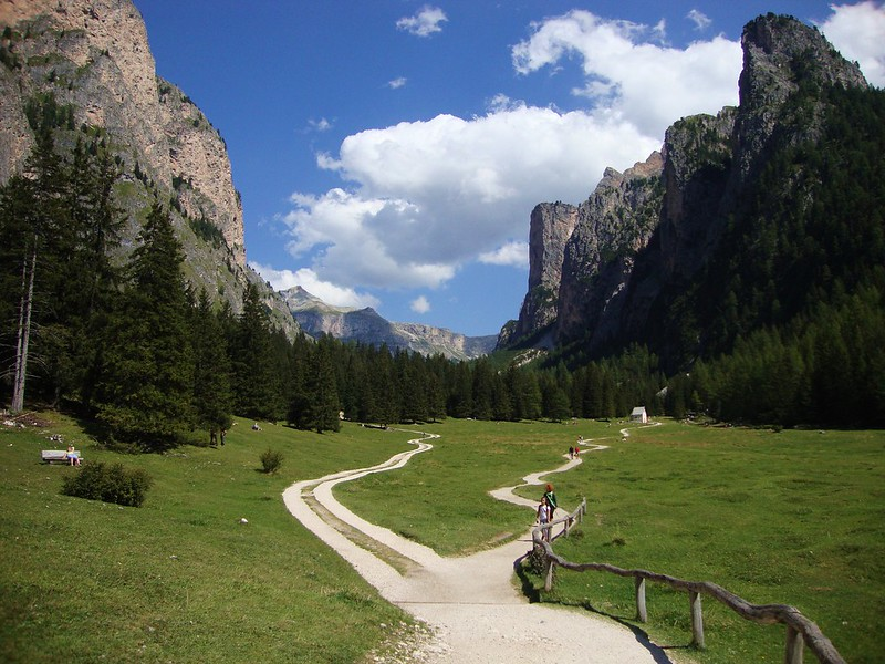 Vallunga Dolomiti