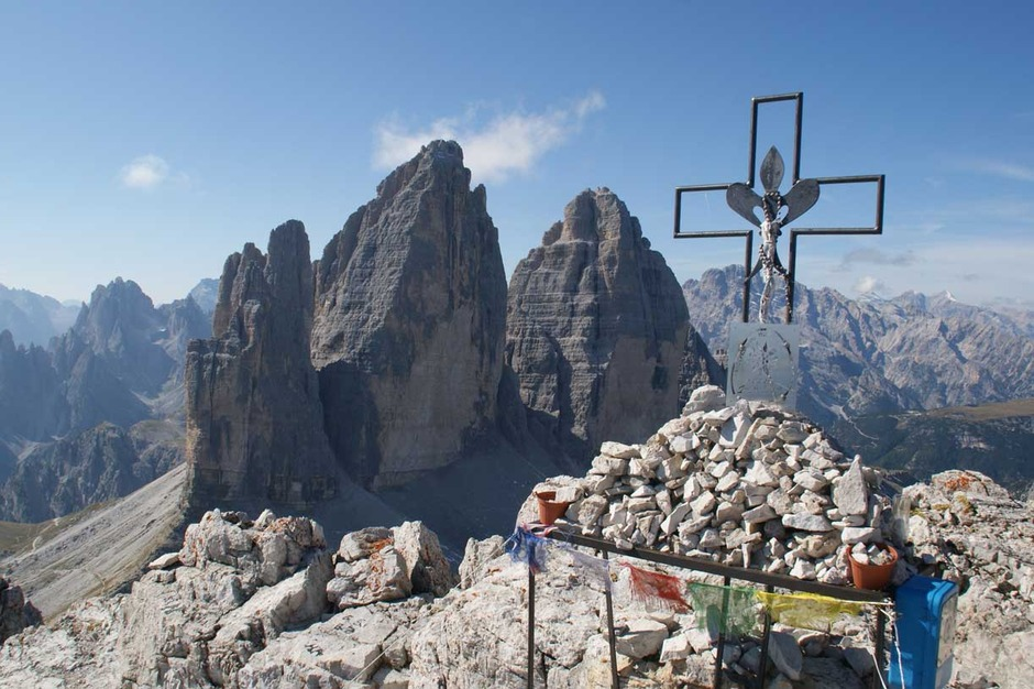 cima monte Paterno