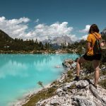 Escursione al Lago Sorapis: dal Passo Tre Croci al Rifugio Vandelli