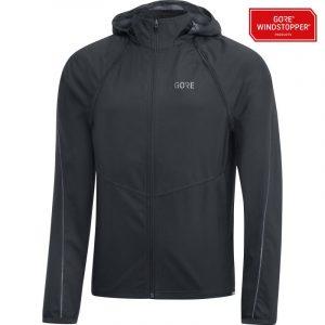 giacca zip-off black GORE