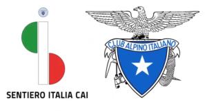 logo sentiero italia cai