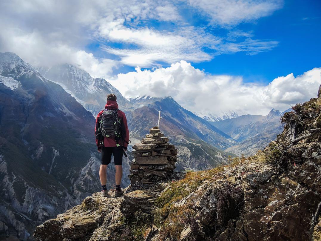 montagna escursione