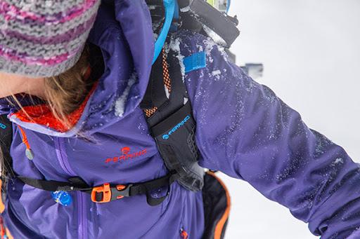polartec giacca alpinismo