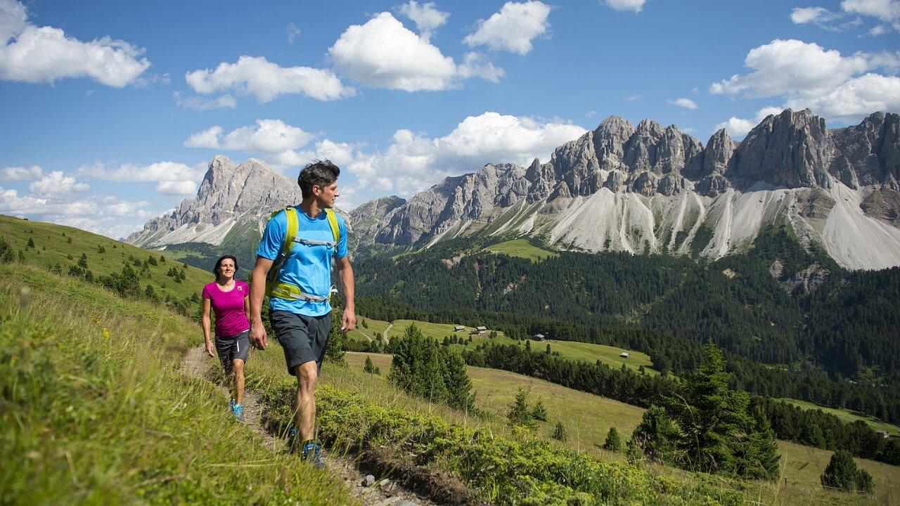 Alta Via Europa 2: da Innsbruck a Bressanone e a Feltre
