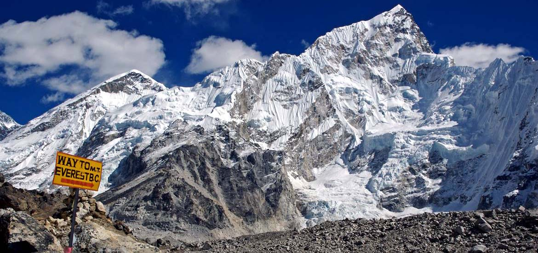 campo base everest trekking viaggio nepal