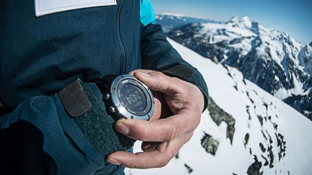 Suunto Ambit3 Peak VS Suunto Traverse