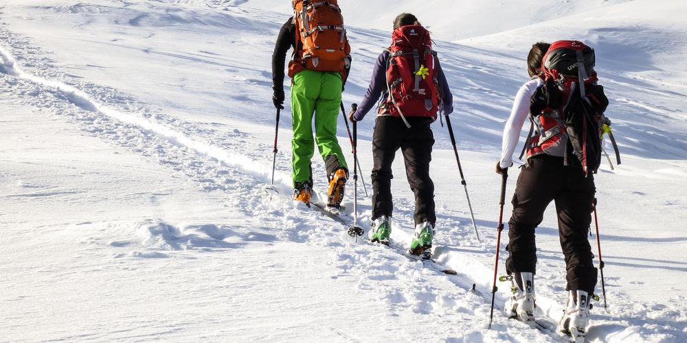 Attrezzatura e abbigliamento per scialpinismo