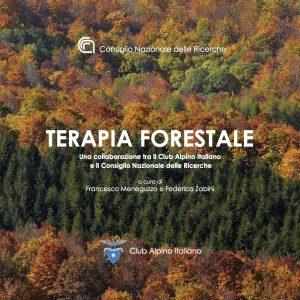 terapia forestale libro cai cnr