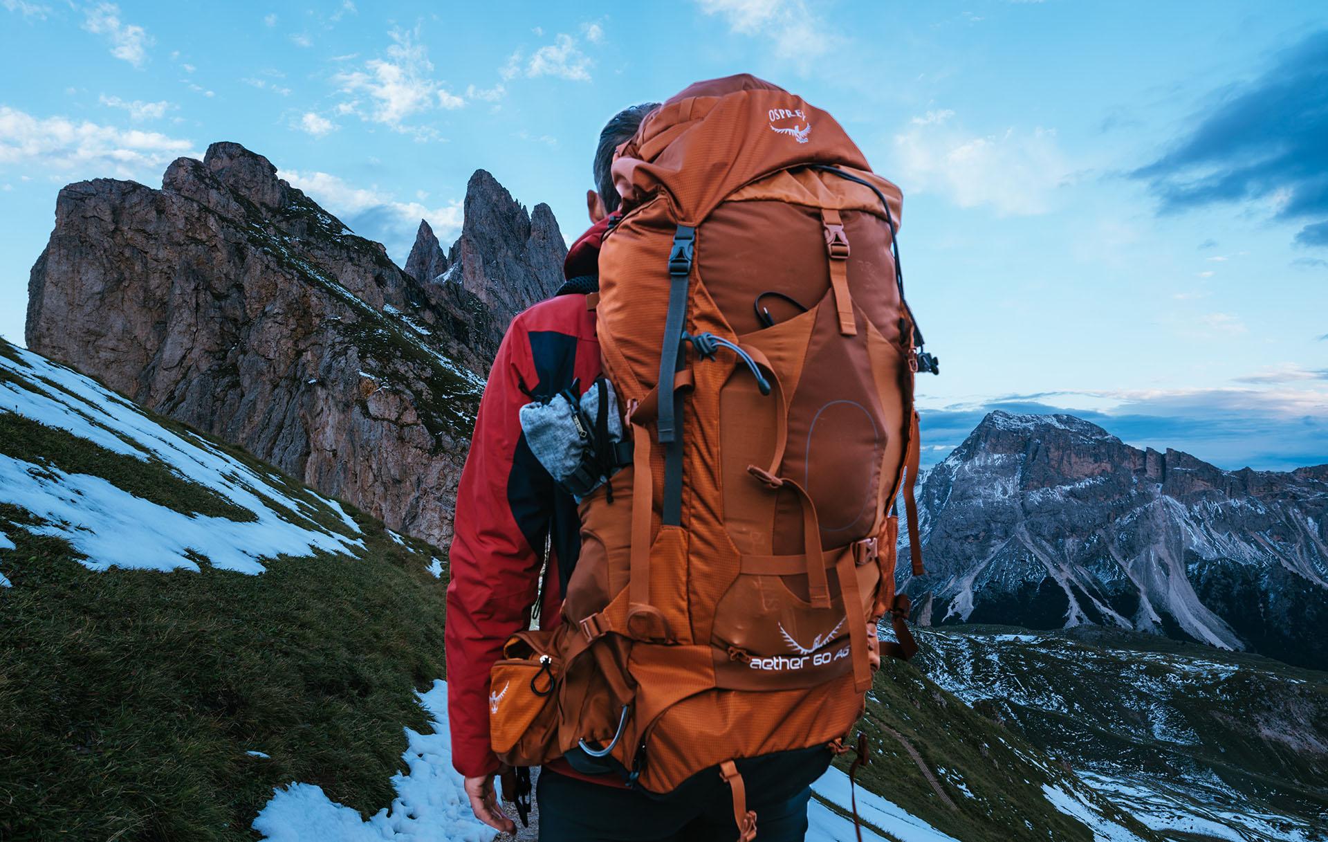 Migliori zaini per trekking e alpinismo