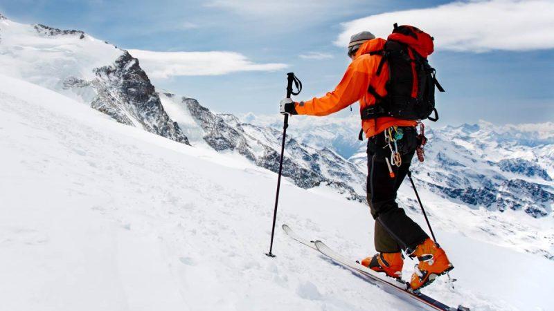 scale di difficoltà nello scialpinismo