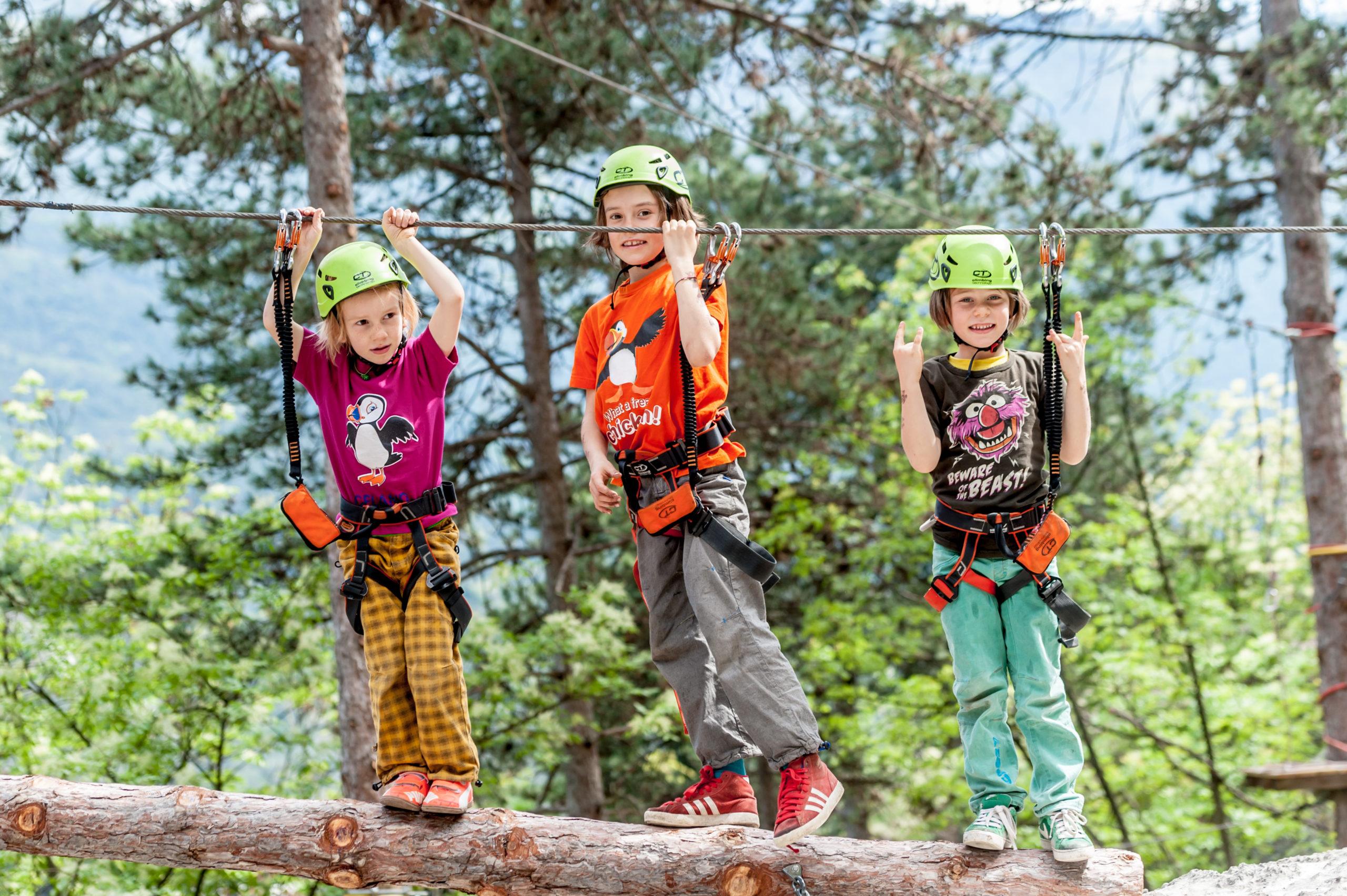Flik l'imbracatura per bambini di Climbing Technology