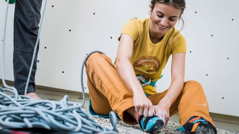 come scegliere le scarpette da arrampicata