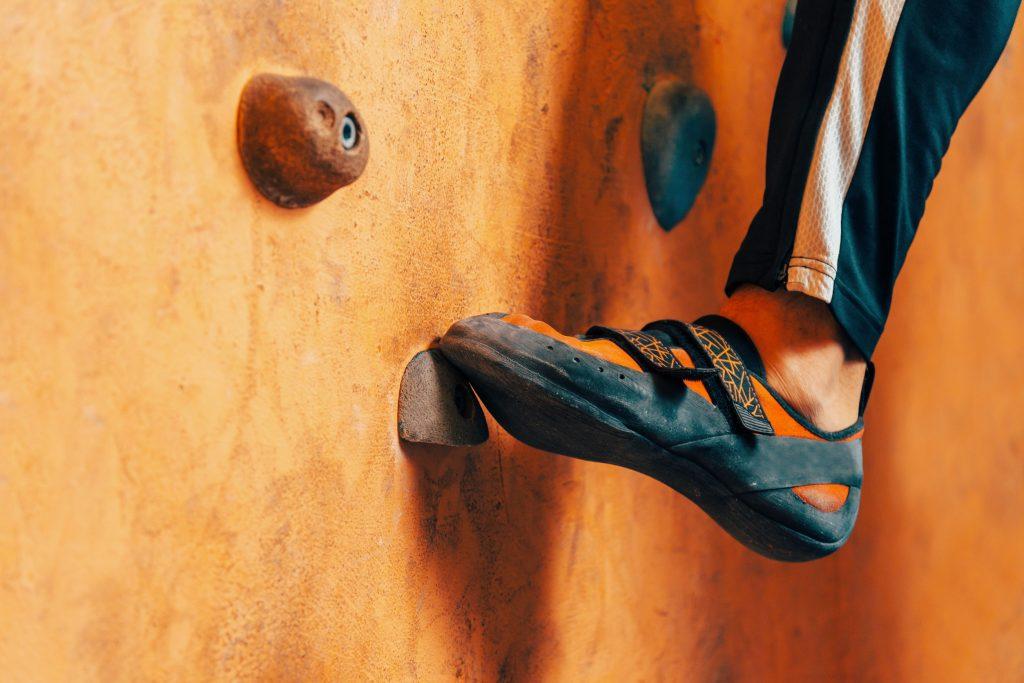scarpette arrampicata indoor