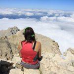 trekking del gran sasso d'italia