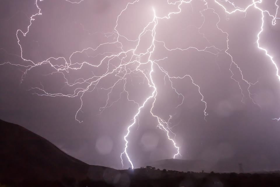Cosa fare in caso di temporali in montagna