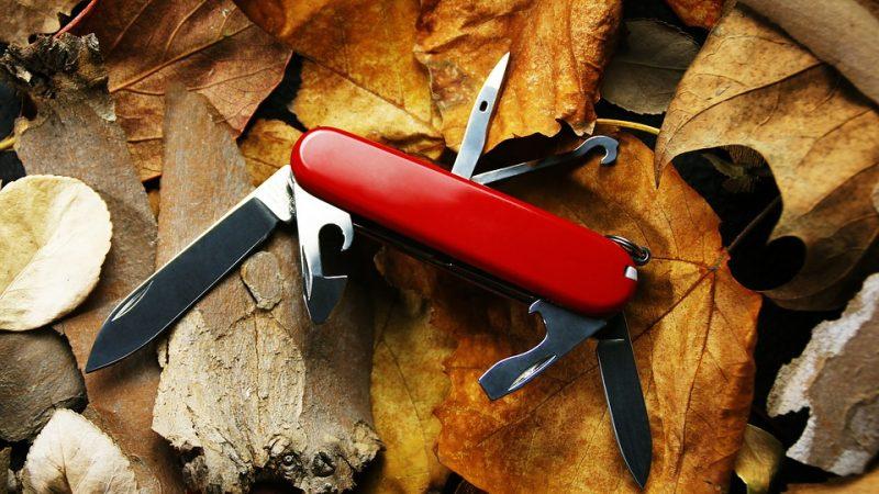migliori coltellini svizzeri multiuso