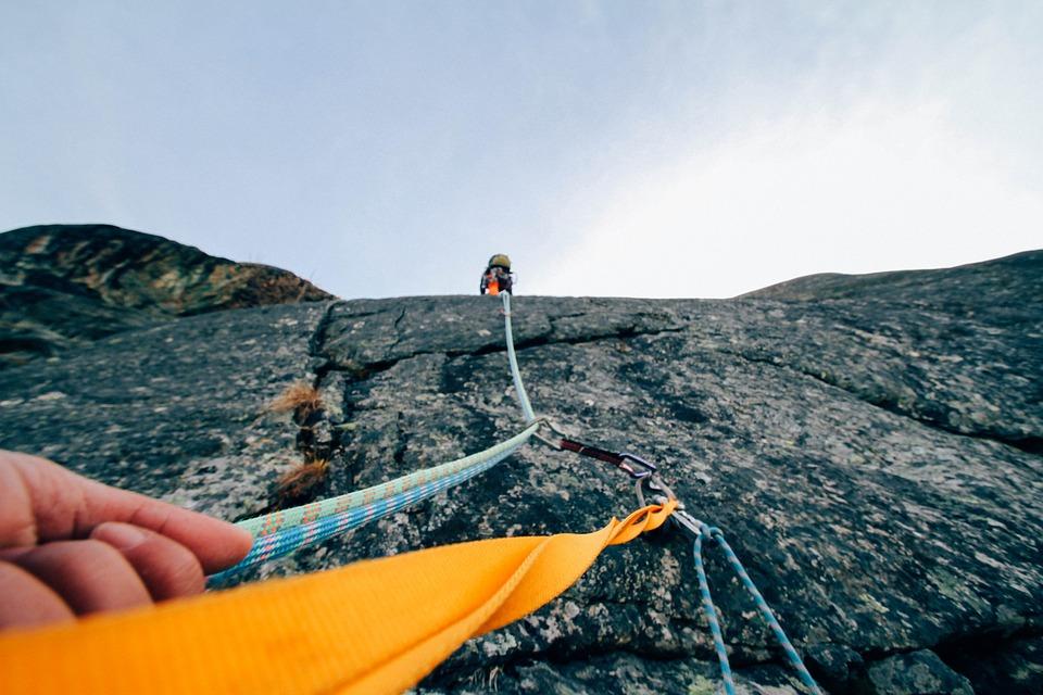 Vie Plaisir: arrampicata sportiva in Dolomiti